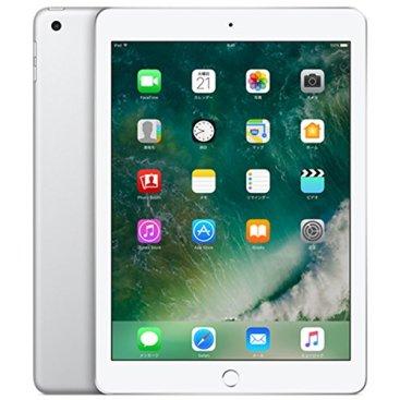 MP2J2J/A シルバー iPad Wi-Fi 128GB 2017年春モデル(iOS 10)