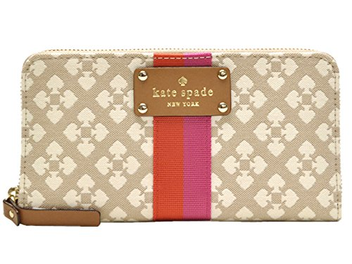 女性に大人気のケイトスペードの長財布