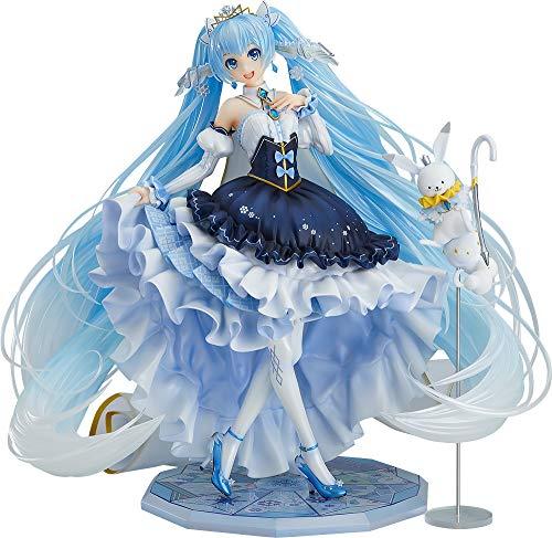 キャラクター・ボーカル・シリーズ01 初音ミク 雪ミク Snow Princess Ver. 1/7スケール ABS&PVC製 塗装済み...