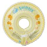 Swimava 【日本正規品60日保証】うきわ首リング(ダックイエロー) SW120DU