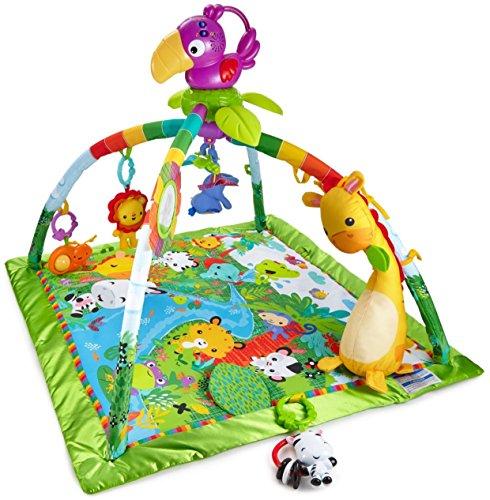 ベビージムは世界中で人気の出産祝い