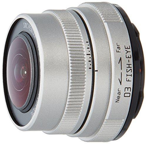 PENTAX 魚眼単焦点レンズ 03 FISH-EYE Qマウント 22087