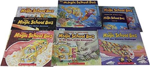Scholastic Magic School Bus Classic Collection (6 Books + 6 CDs) マジックスクールバス・クラシックコレクション (6冊・CD6枚付き)
