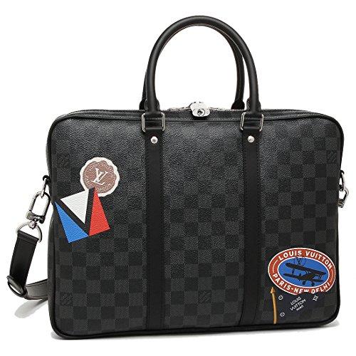 ルイヴィトン バッグのビジネスバッグを家族の為に働く父にプレゼント