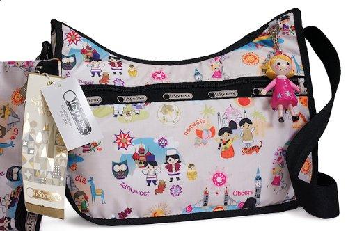 LeSportsacレスポートサックのバッグを母親にプレゼント