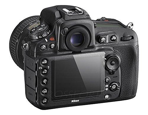 クロスフォレスト Nikon D810/D800用ガラスフィルム 【日本製ガラス使用】 ラウンドエッジ Glass Film 「CF-GCND810」液晶保護フィルム