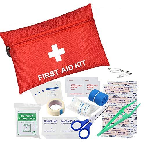 Sweetdecor 救急セット 応急処置セット 非常時用 12種類のセット