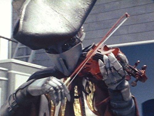 超絶技!名曲ロボットのバイオリン攻撃