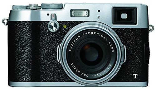 FUJIFILM デジタルカメラ X100T シルバー FX-X100T S