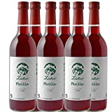 リーバーペリーラ(Lieber Perilla)美容成分プロテオグリカン配合の赤しそドリンク 6本(720mL × 6本)