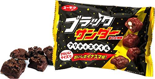 有楽 ブラックサンダー プリティスタイル X1箱(10袋)