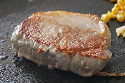 【Amazon.co.jp限定】送料無料 食べられる国宝 ハンガリー マンガリッツァ豚 ロース 150g✕5p 計750g