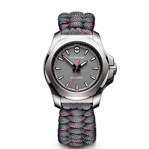 [ビクトリノックス スイスアーミー]VICTORINOX SWISSARMY 腕時計 レディース イノックス I.N.O.X. V ヴィクトリノックス 241771 [正規輸入品]