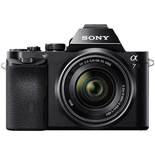 SONY デジタル一眼カメラ α7ズームレンズキット ILCE-7K/B