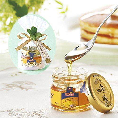 女性に人気の高い蜂蜜をプチギフトとして人気