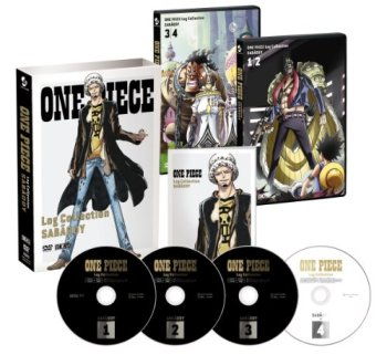 """ONE PIECE Log  Collection  """"SABAODY\"""