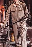 1301 ディッキーズ ( Dickies ) のつなぎ カーゴポケット付・作業着ツナギ・ユニフォーム  ネイビーブルー  3L