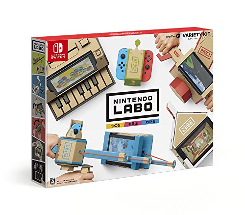 Nintendo Labo Toy-Con 01: Variety Kit - Switch