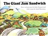 The Giant Jam Sandwich (Sandpiper Book)