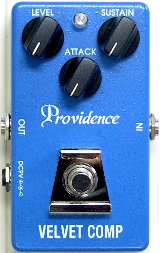 Providence VLC-1 VELVET COMP エフェクター エフェクターのツマミを固定するアイテム「Hawkeye Knob / Beatwalk」が超オススメ!ツマミロック!
