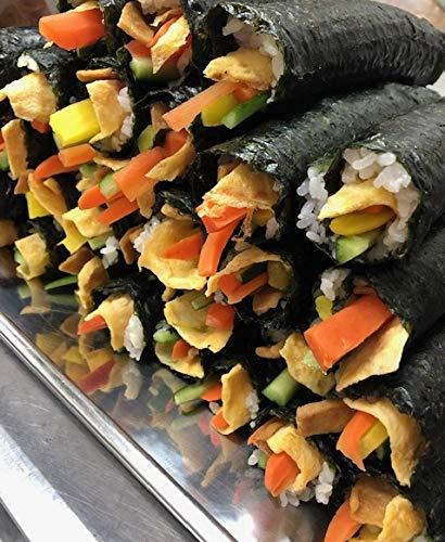 冷凍キンパ(韓国海苔巻き) 1本