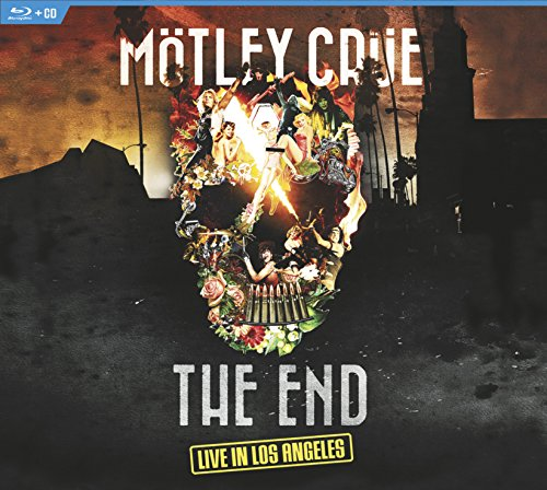 The End: Live in Los Angeles Blu-ray Import