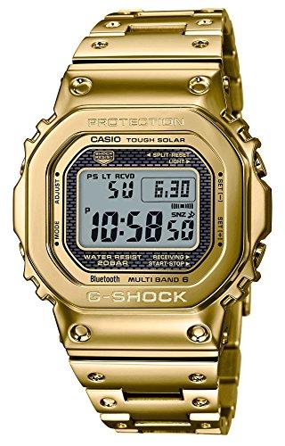 [カシオ] 腕時計 ジーショック 35th Anniversary Limited Edition Bluetooth搭載 電波ソーラー GMW-B5000TFG-9JR メンズ ゴールド