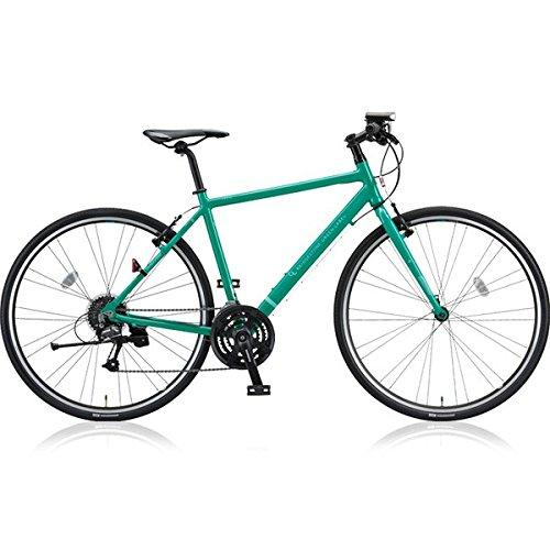 ブリヂストングリーンレーベル(BRIDGESTONE GREEN LABEL) クロスバイク CYLVA(シルヴァ) F24 VF2454 E.Xコバルトグリーン 540mm