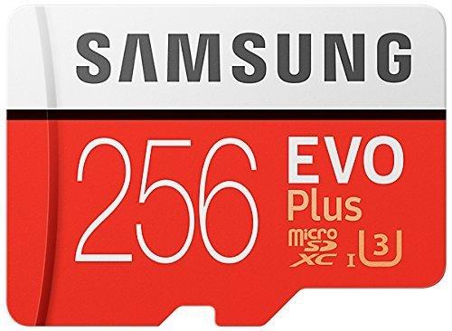 Samsung microSD カード 256GB EVO Plus Class10 UHS-I対応 (最大転送速度95MB/s) MB-MC256GA [並行輸入品]