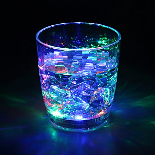 LEDセンサーネオングラスは人気のおもしろグッズ