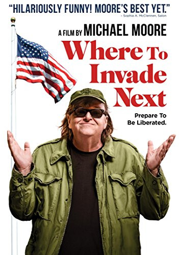 Where to Invade Next [DVD] [Import]