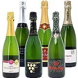 本格シャンパン製法の極上の泡6本セット((W0GX79SE))(750mlx6本ワインセット)