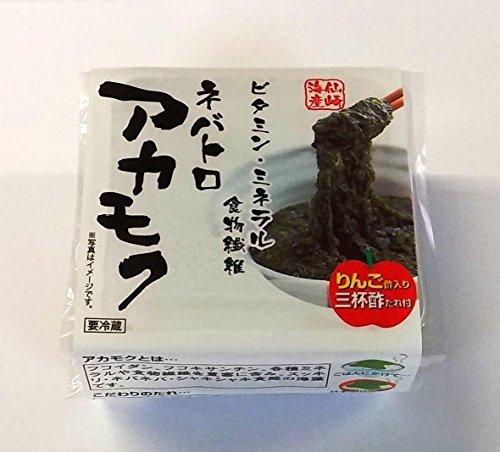 ネバトロ アカモク たれ付き 10パック(20食入り)