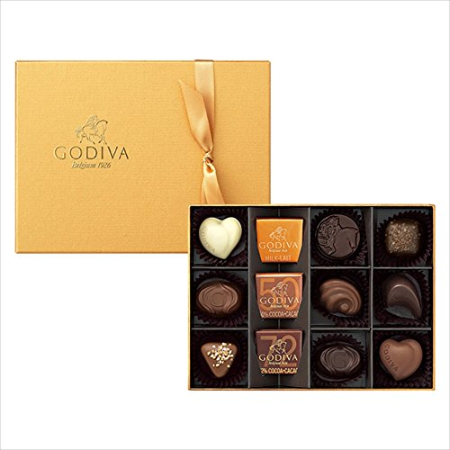 ゴディバ (GODIVA) ゴールドコレクションをプレゼントしよう