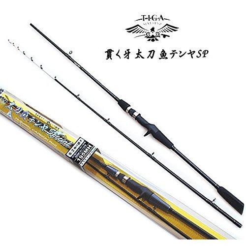 シェアーズ(Shares) SOLFIESTA(ソルフィエスタ) 貫く牙 太刀魚テンヤSPECIAL / 195MH