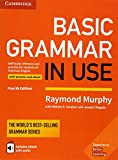 Basic Grammar in Use Student's Book with Answers and Interactive eBook: Self-study Reference and Practice for Students of Amer..