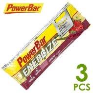 【PowerBar】パワーバー エナジャイズ ベリー×3個セット