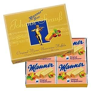 [オーストリアお土産] ヨハンシュトラウス ウエハース 1箱 (海外 みやげ オーストリア 土産) | ウエハース 通販
