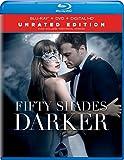 Fifty Shades Darker - Unrated Edition (Blu-ray + DVD + Digital HD)