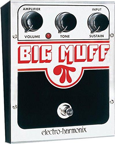electro-harmonix エレクトロハーモニクス エフェクター ディストーション Big Muff Pi 【国内正規品】 MOOER エフェクター のコピー元一覧! 元ネタはあの名機!!