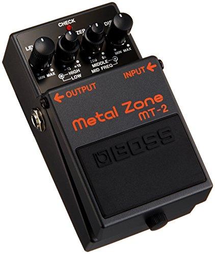 BOSS Metal Zone MT-2 ディストーション 【徹底紹介】綾野剛のエフェクターボード・機材を解析!ツマミ・ノブの位置も分かる!ギターを支える足元の機材の数々を紹介! #綾野剛 #thexxxxxx #ザシックス【金額一覧】