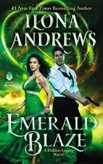 Emerald Blaze: A Hidden Legacy Novel by [Andrews, Ilona]