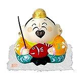 微笑 七福神(恵比寿)商売の神様 K002 与野 七福神巡りをしてきました!かかった時間と全箇所を紹介! オススメの周り方。