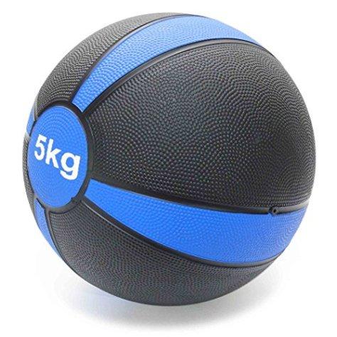 メディシンボール ラバー製 1kg / 3kg /5kg (5)