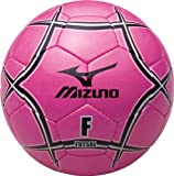 MIZUNO(ミズノ) フットサルボール 4号球 12OF34064 ピンクXブラック