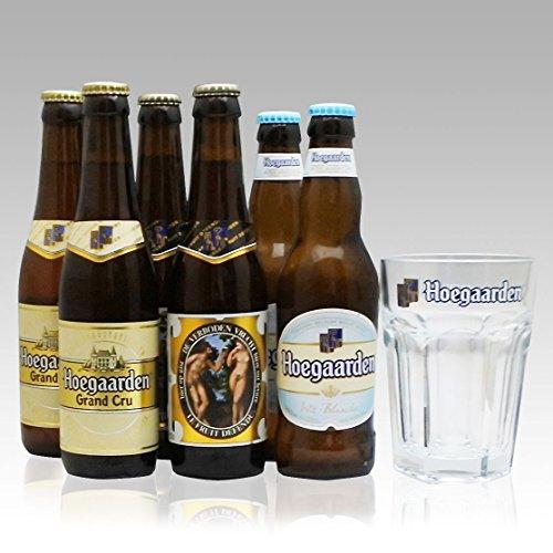 スペインビールのヒューガルデンを贈る