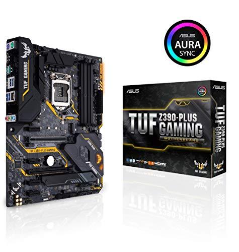 ASUS Intel® Z390搭載 LGA1151対応マザーボード TUF Z390-PLUS GAMING【ATX】
