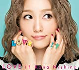 LOVE it(初回生産限定盤)(DVD付)