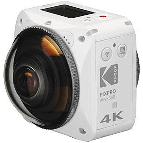 コダック 360°アクションカメラ「4KVR360」 4KVR360