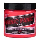 マニックパニック MANIC PANIC ヘアカラー 118mlプリティーフラミンゴ ヘアーカラー